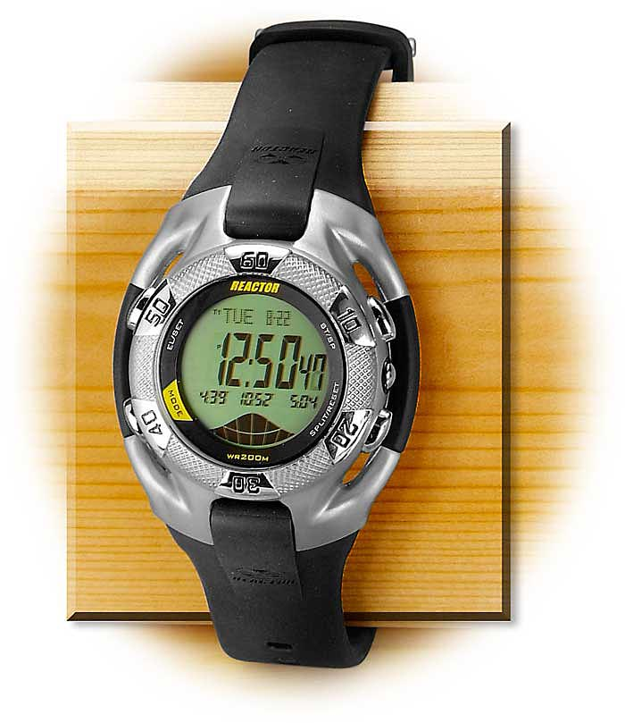Air Flow Water Sports Watch