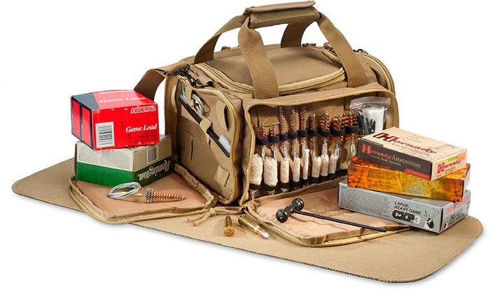 Gun Cleaning Range Bag