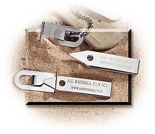 A.G. Russell Field Tweezers. Approved by U.S. Military General Norman Schwarzkopf
