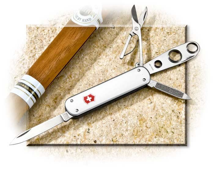 Swiss Army Cigar Knife