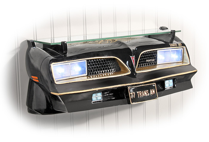 1977 Pontiac Trans Am Wall Shelf