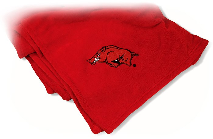 Razorback Throw
