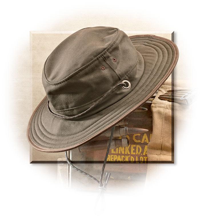 Stormy Kromer Cotton Duck Hat  d31015be625