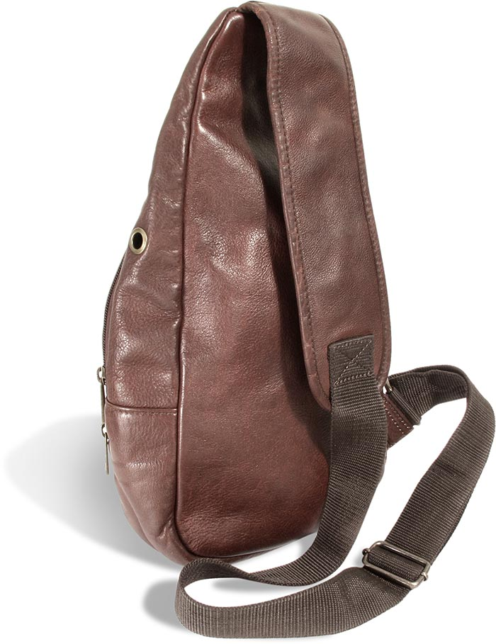 Scully Leather Sling