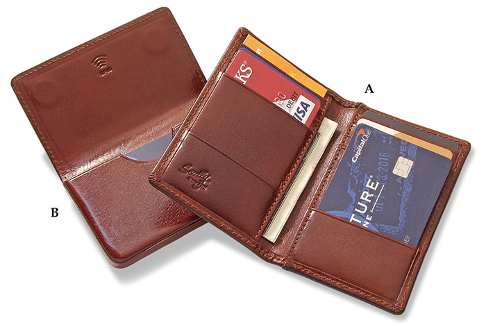 Scully Small Card Wallet