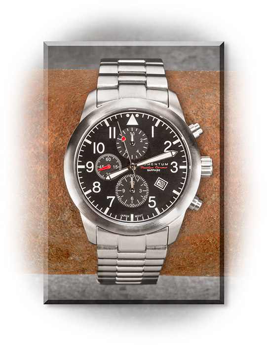 Adventure Chronograph Watch