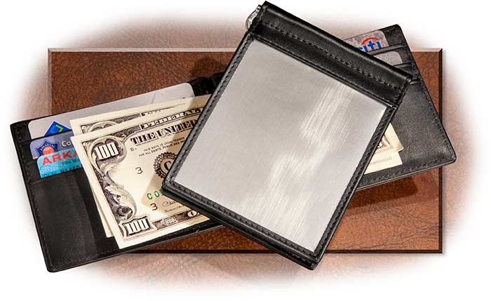 Stainless Bi-Fold Money Clip