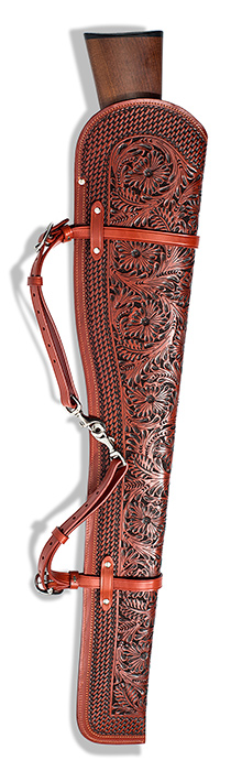 Hand Tooled Rifle Scabbard