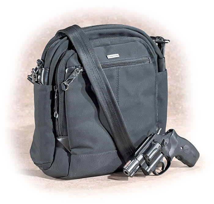 Anti-Theft Concealed Carry Bag