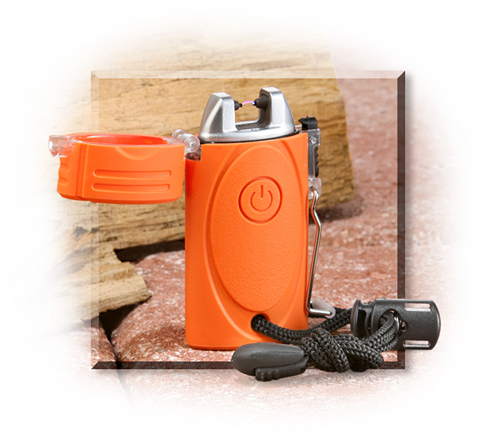 Flameless Fuel Free Electronic Lighter