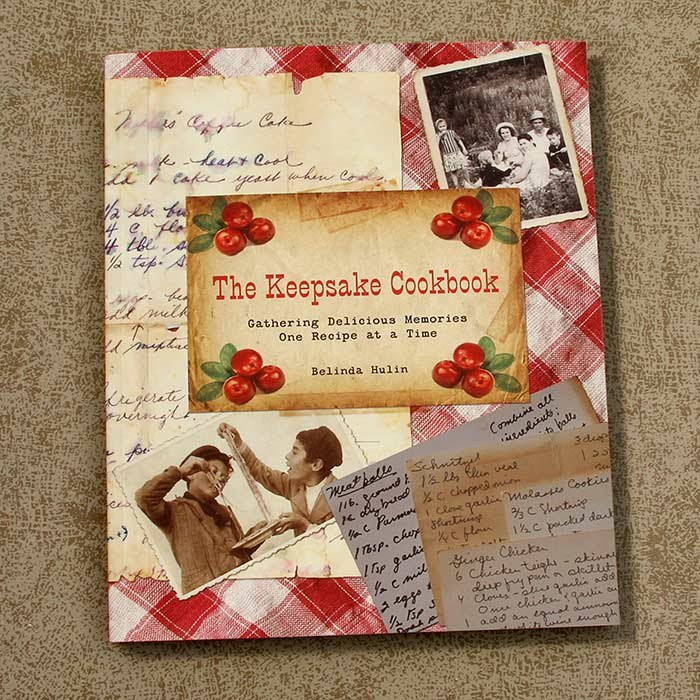 Keepsake Cookbook