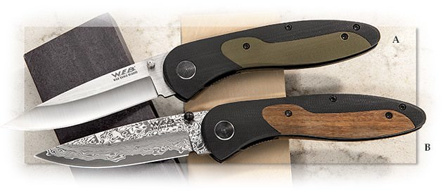 War Eagle Blades Model 42 Stainless & G-10