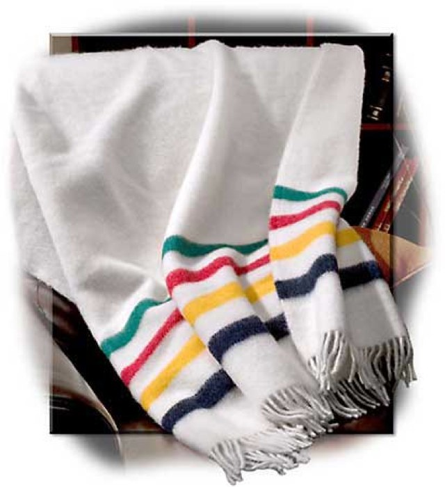 Hudson's Bay Capote Throw