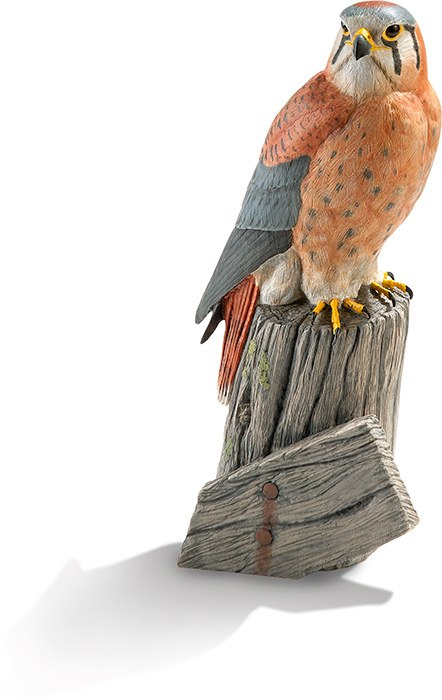 American Kestrel Sculpture