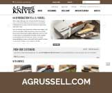 AG Russell KNIVES
